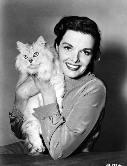 Jane Russell Adoption