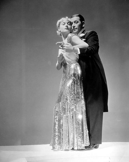 Carole Lombard and George Raft