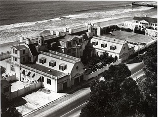 Marion Davies Santa Monica beach house