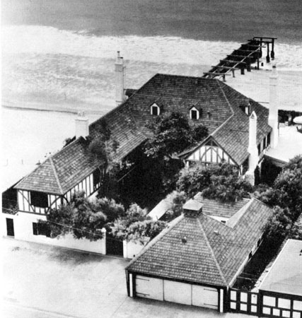 Norma Shearer's Santa Monica house