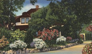 Carole Lombard's house on St. Cloud Rd.