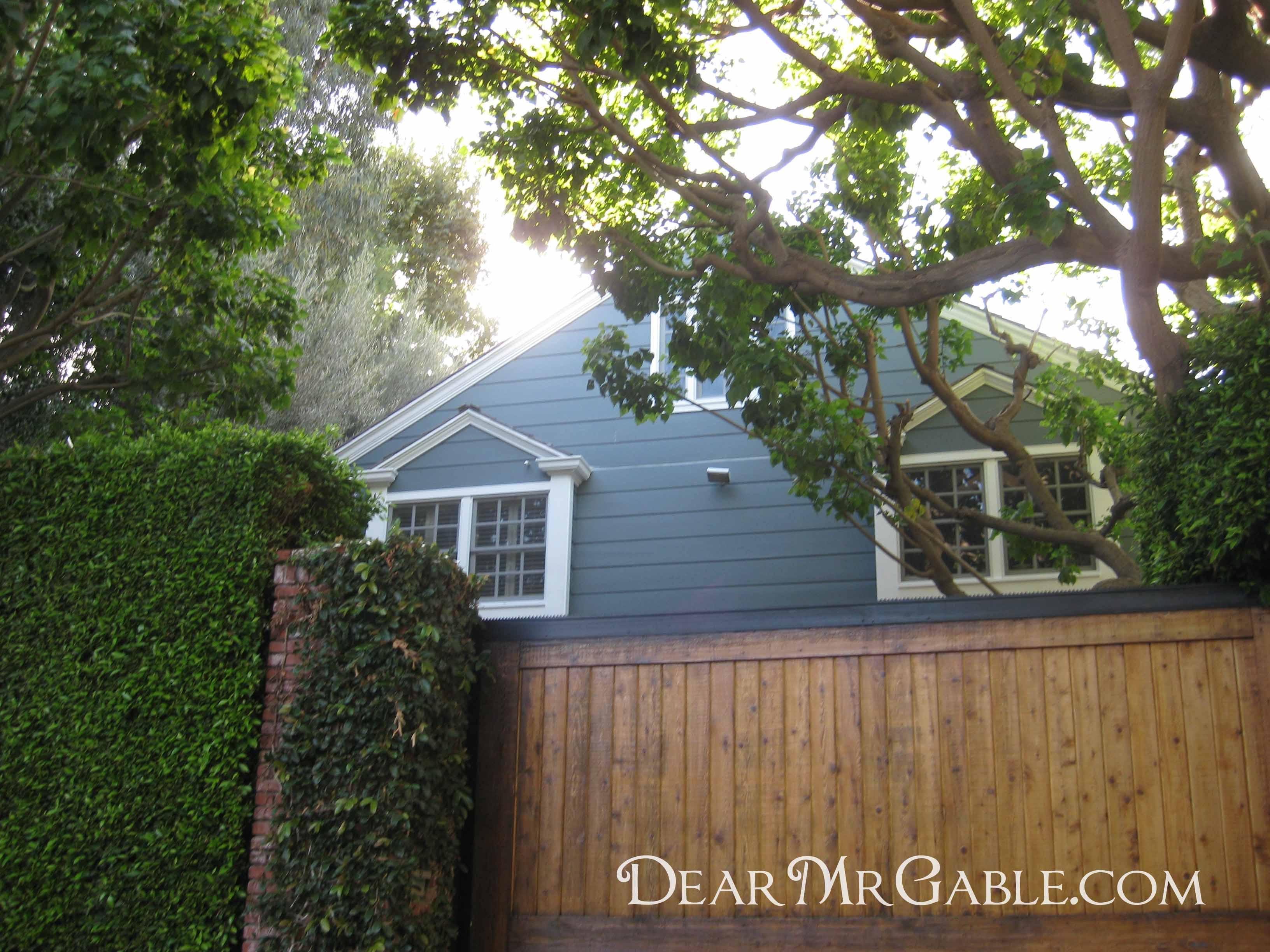 hollywood} home to encino – dear mr. gable