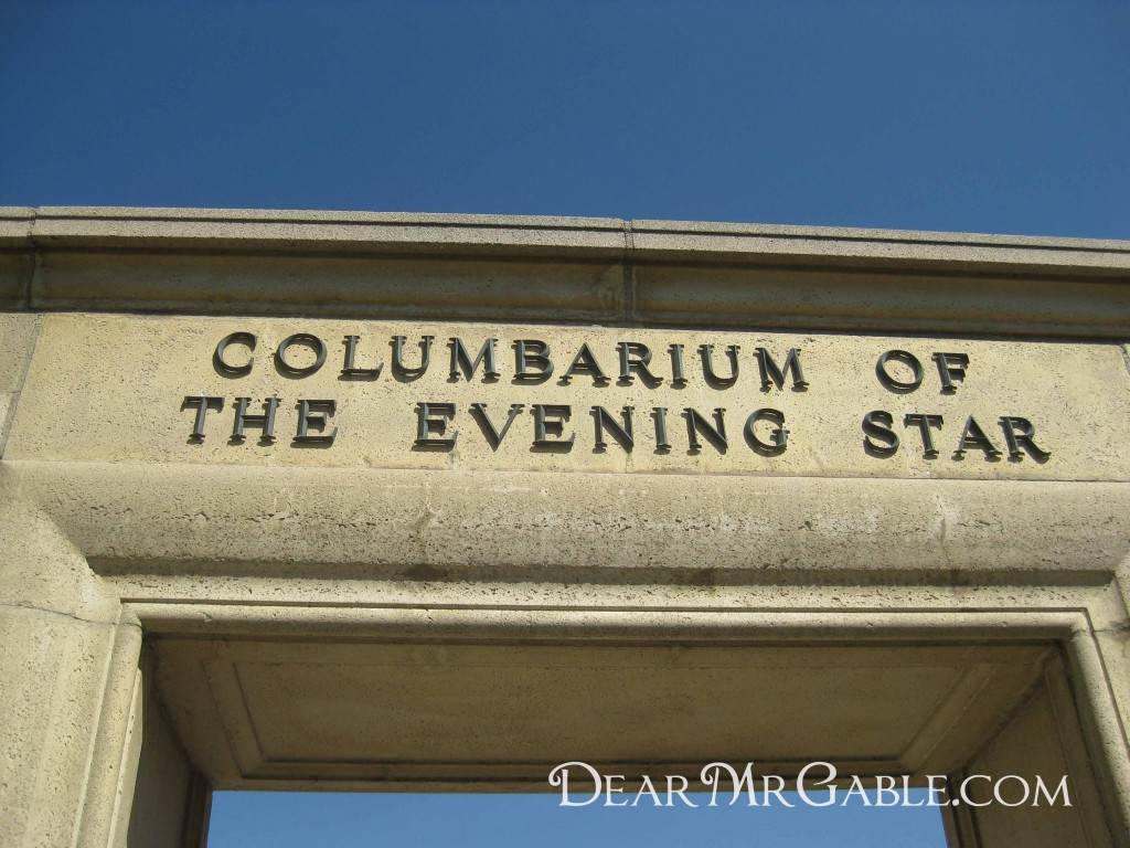 Forest Lawn Glendale Columbarium of the Evening Star