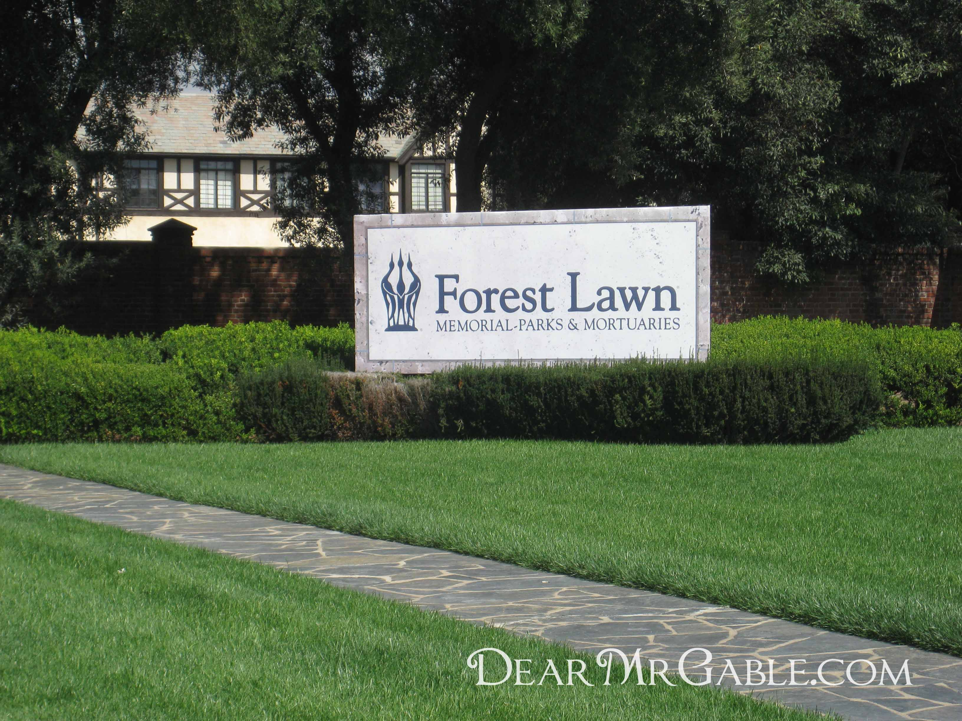 Pet Lawn Memorial Park Forestlawnglendale W