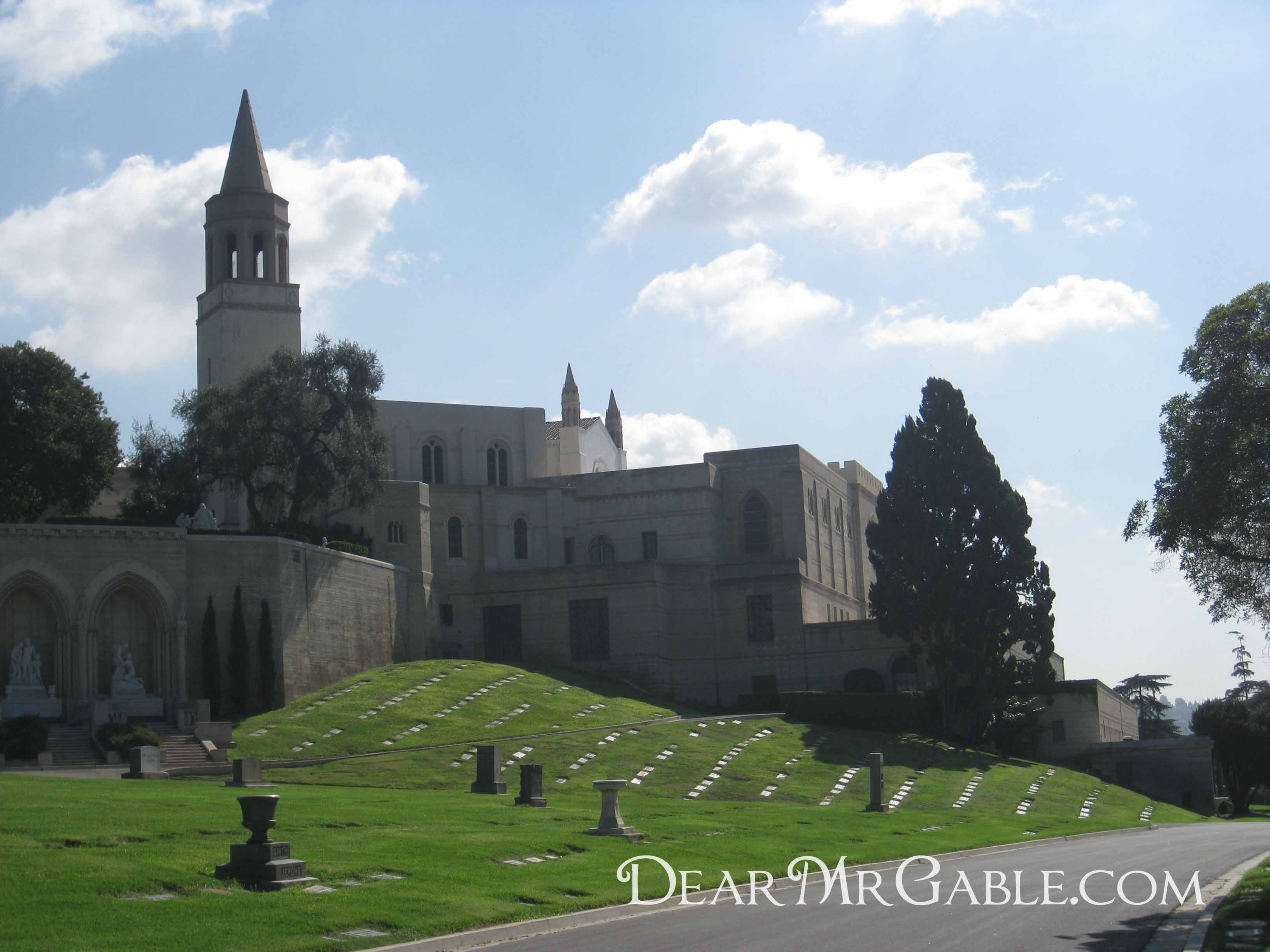 Hollywood Forest Lawn Glendale The Great Mausoleum And