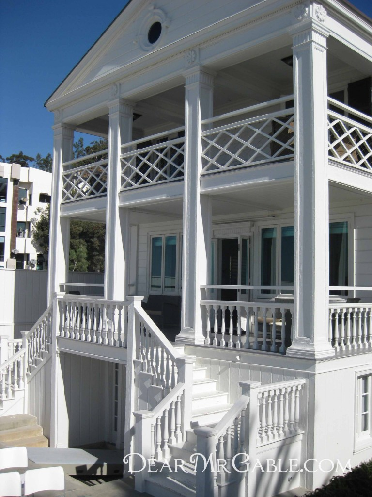 Marion Davies beach house in Santa Monica