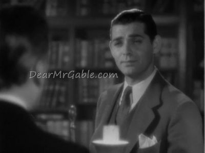 Clark Gable Strange Interlude