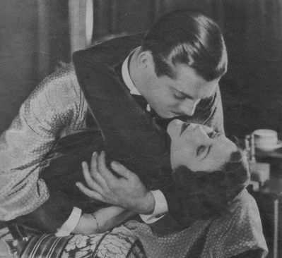 Clark Gable Alice Brady