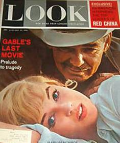 clark gable marilyn monroe