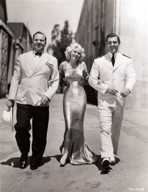 wallace beery jean harlow clark gable china seas