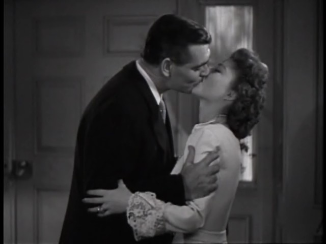 ann baxter clark gable homecoming