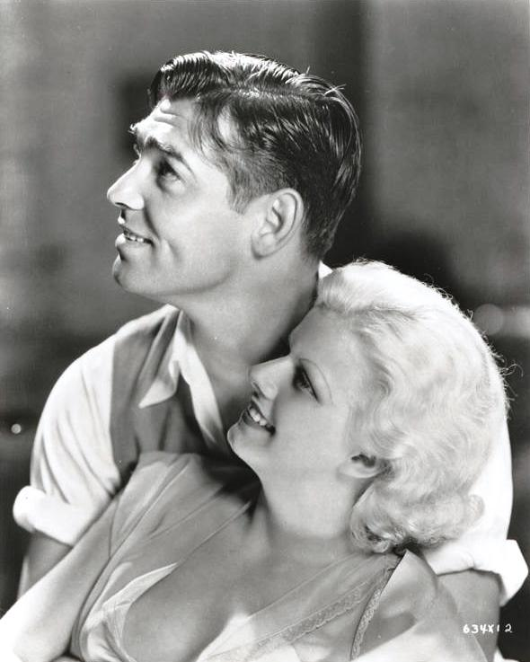 clark gable red dust jean harlow