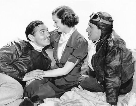 clark gable spencer tracy myrna loy