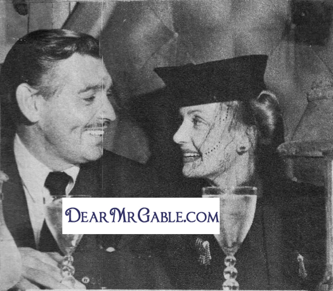 {New Article} 1940: Two Happy People Part II – Dear Mr. Gable