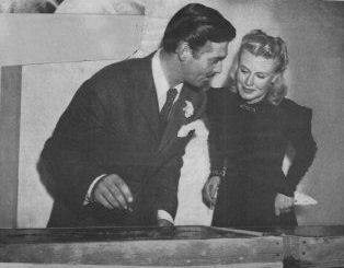 clark gable ginger rogers
