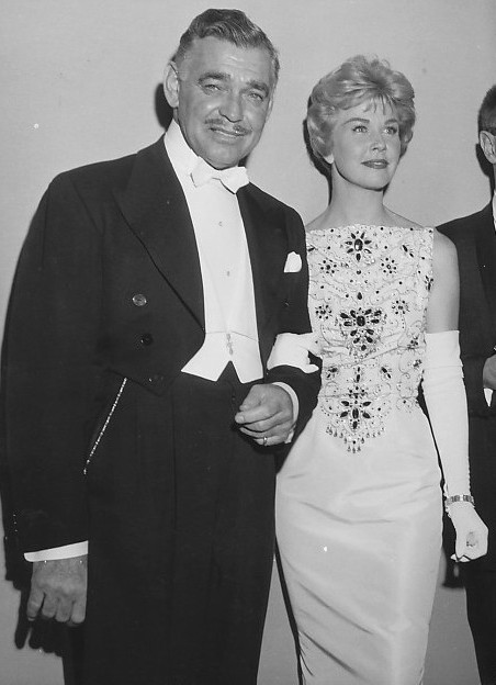 clark gable doris day