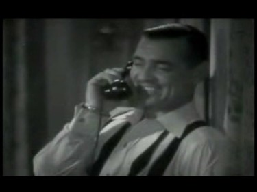 clark gable the hucksters