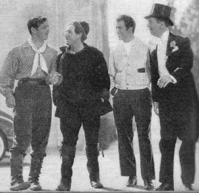 clark gable spencer tracy robert taylor william powell