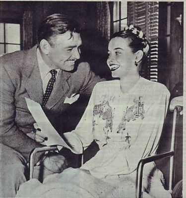 clark gable susan peters