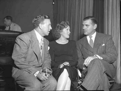george burns gracie allen clark gable