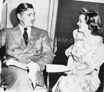 clark gable bette davis