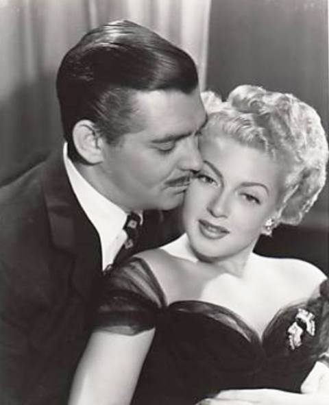 Rumor Mill Clark Gable And Lana Turner Dear Mr Gable