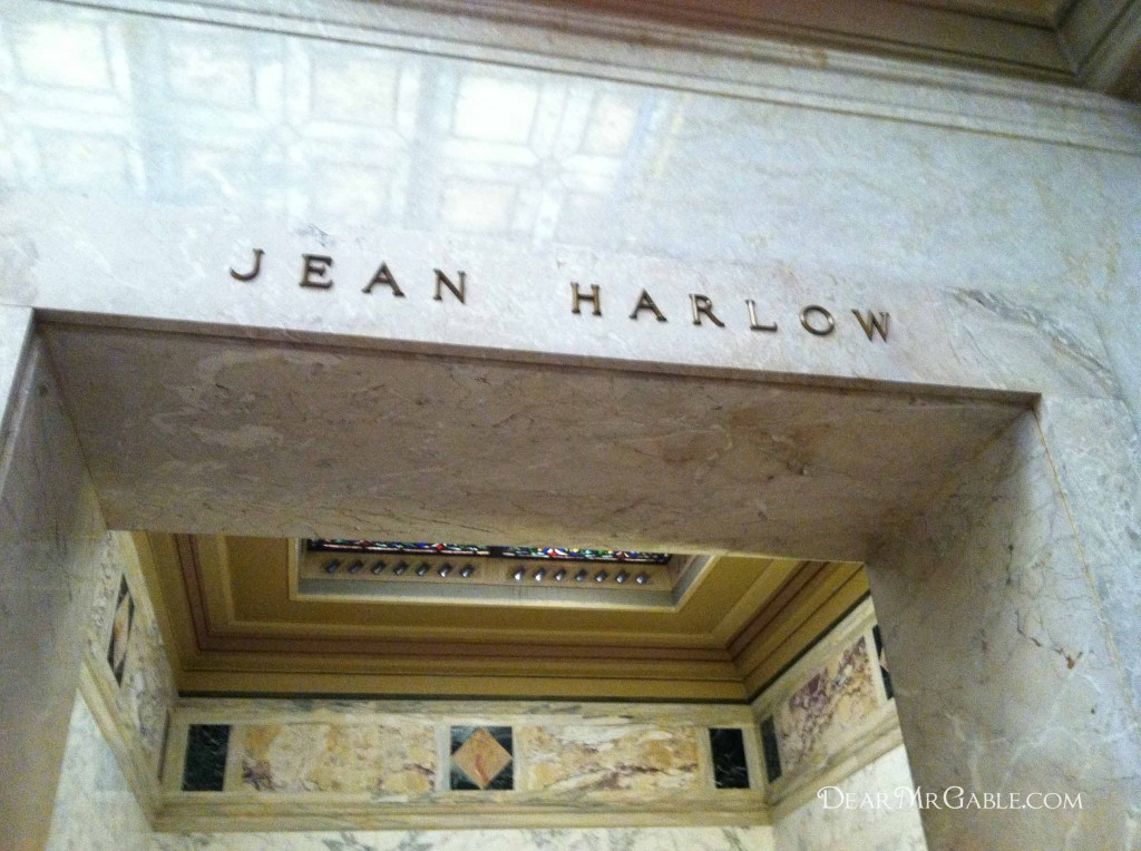jean harlow forest lawn
