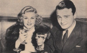 ginger rogers lew ayres