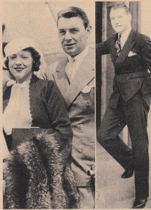 ruth chatterton, george brent, ralph forbes