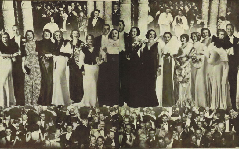 clark gable ria langham norma shearer dolores del rio joan crawford helen hayes