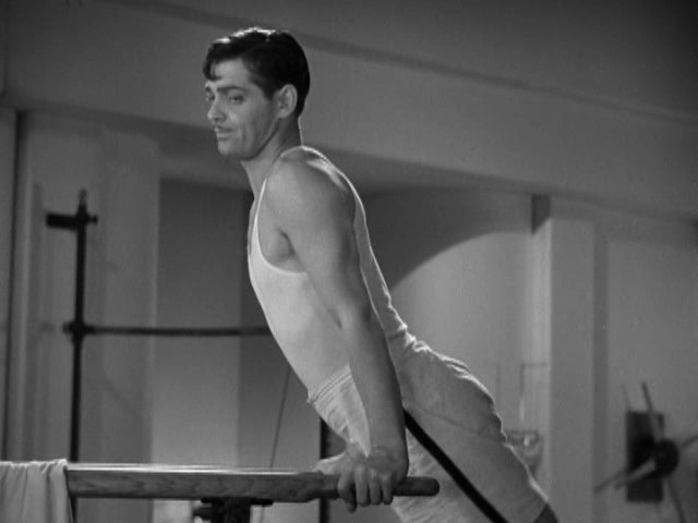 clark gable dancing lady