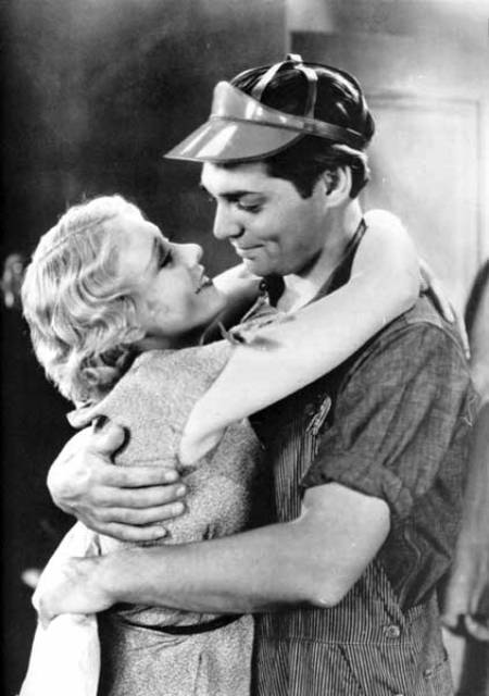clark gable anita page the easiest way