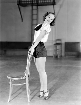 joan crawford dancing lady