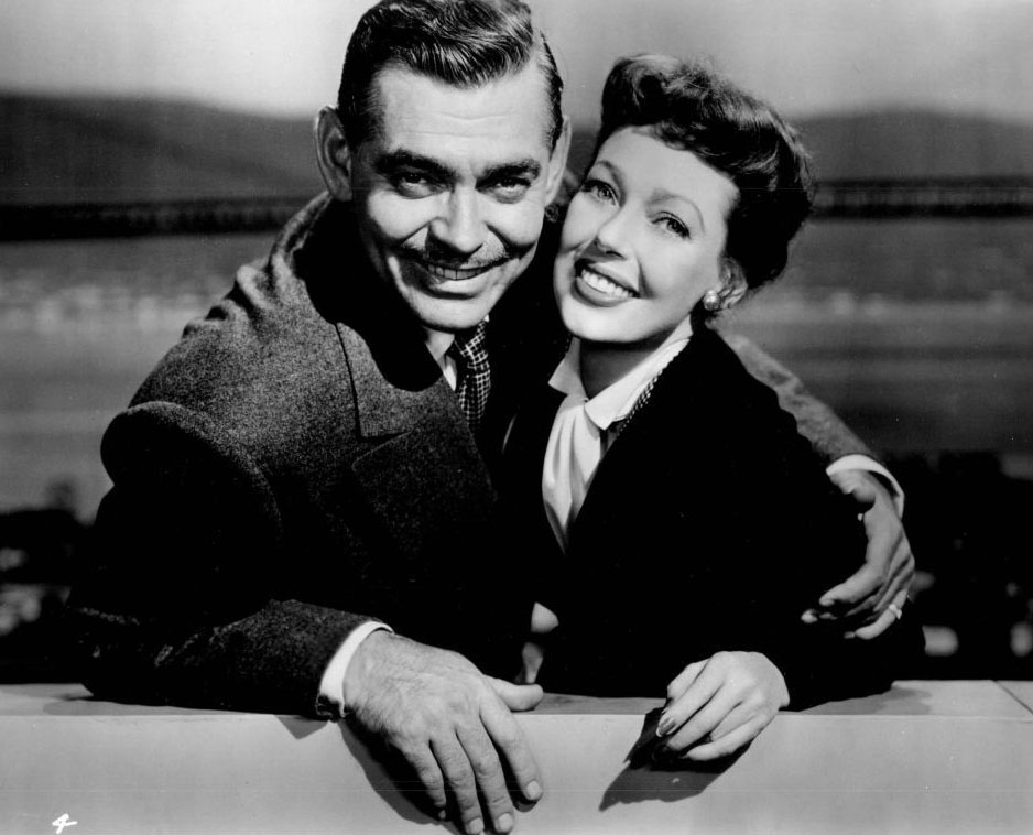 clark gable loretta young key to the city