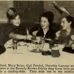 mary pickford mary briangail patrick dorothy lamour sally eilers