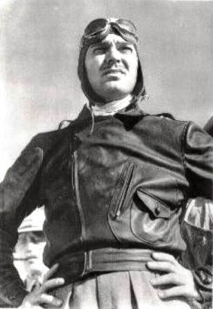clark gable test pilot