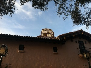 vine street brown derby