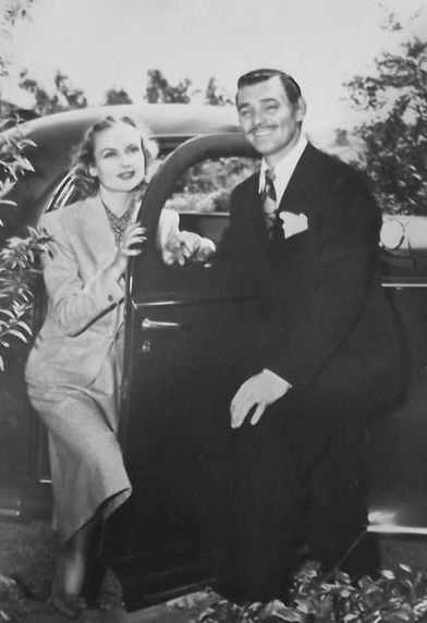 clark gable carole lombard married