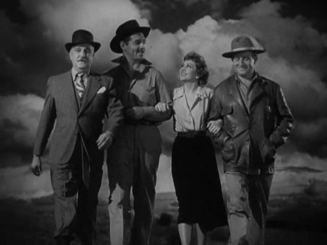 frank morgan clark gable claudette colbert spencer tracy boom town