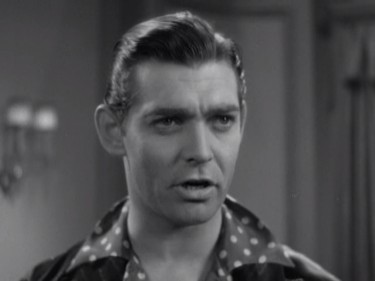 clark gable night nurse
