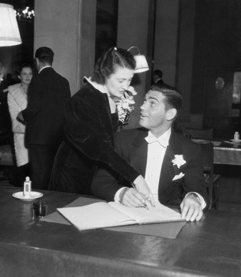 82 Years Ago, Clark Marries His Second Wife…For the Second Time
