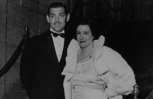 clark gable ria franklin