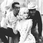 clark gable montgomery clift marilyn monroe the misfits