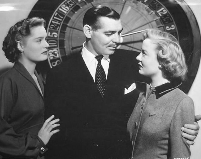 clark gable alexis smith audrey totter any number can play
