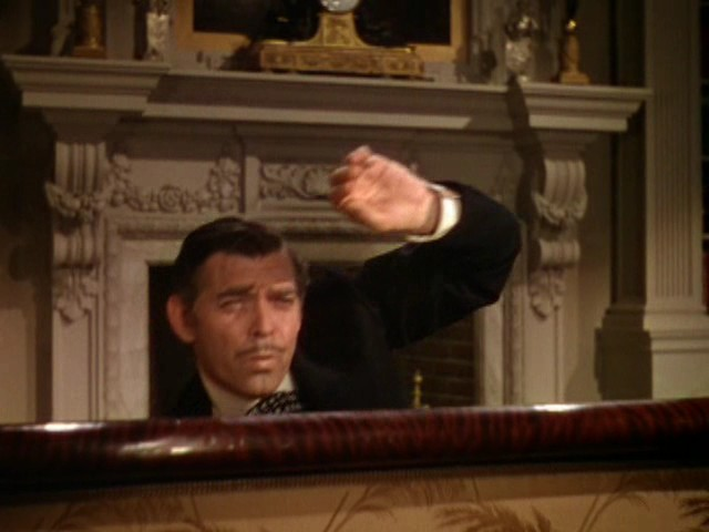 clark gable gone with the wind