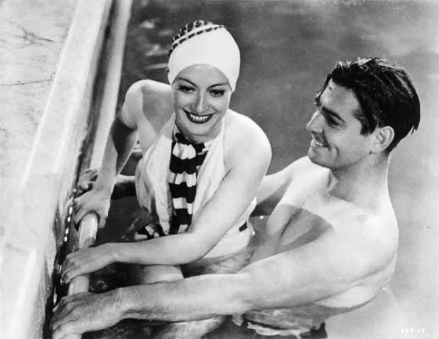 clark gable joan crawford chained