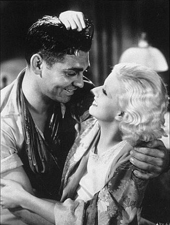 clark gable jean harlow red dust