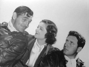 clark gable myrna loy spencer tracy test pilot