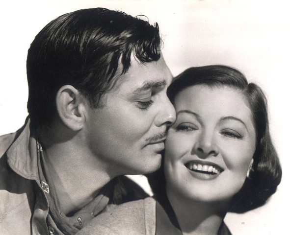 too hot to handle myrna loy clark gable
