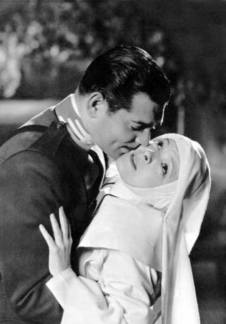 clark gable the white sister helen hayes